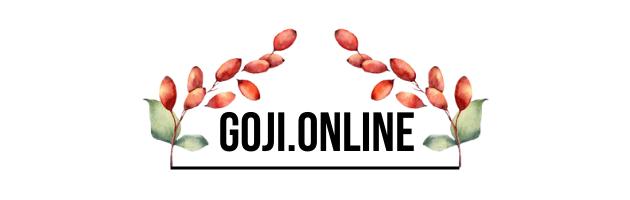 Goji berry site online